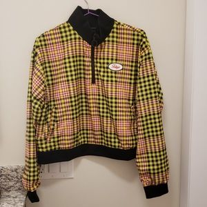 Forever 21 pull on jacket top.